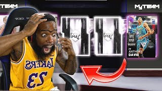 I CALLED A 2K DEV TO INCREASE MY OPAL PACKS AND THIS HAPPENED! NBA 2K19 Draft Packs