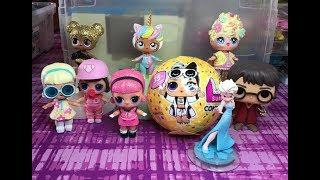 Apriamo la Lol Surprise Confetti Pop, serie 3 wave 2 settimo unpack Finalmente !!!