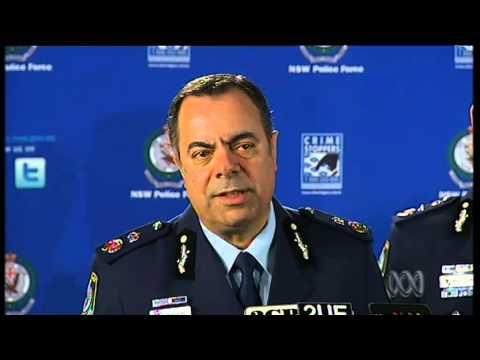 Western Sydney shooting 'very specific'
