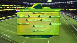 [FIFA 14] World Cup Brasil 2014 PC Patch: Brasil - Croacia