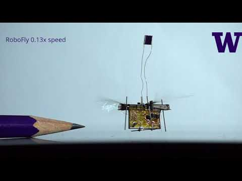RoboFly Is the First Wireless Insectoid Robot to Take Flight - ExtremeTech