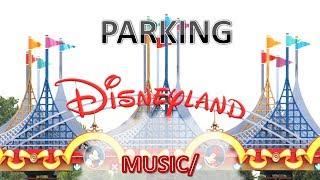 Disneyland Paris - Parking Musique / Parking Music