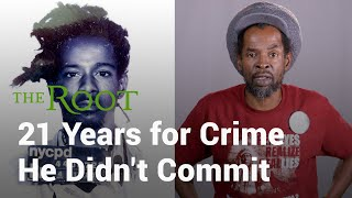 Growing Pains: Colin Warner Did 21 Years for a Crime He Didn