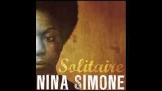 Watch Nina Simone Solitaire video