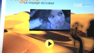 Видео-буклеты для туристических компаний!(Интерактивные видео-буклеты - FlexiPlay™. FlexiPlay™ представляет собой ультратонкий видеодисплей, заключенный..., 2012-11-28T15:31:49.000Z)
