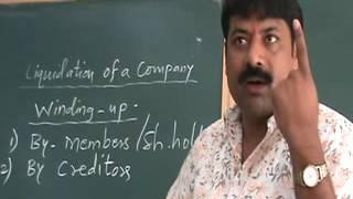 Liquidation Lecture - Prof.DR KISHOR NIKAM