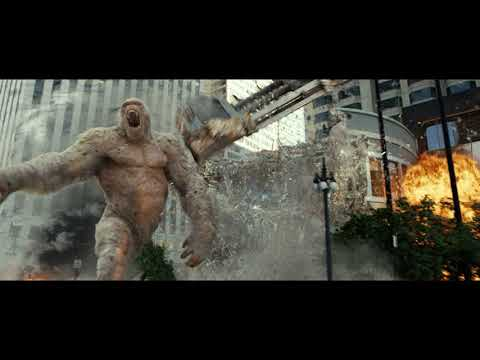 Rampage Trailer 2 Song (Christon Gray-Stop Me)
