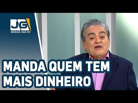 José Nêumanne Pinto / No Papuda Inn, manda quem tem mais dinheiro