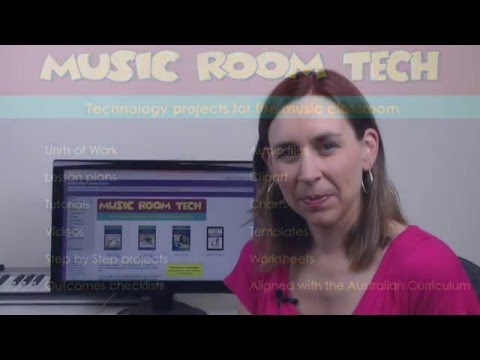 Using Technology in the Music Classroom