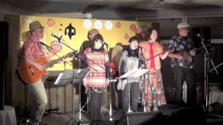 毎年釧路で開催されている「真冬の沖縄ナイト in 釧路」のフロントアク...