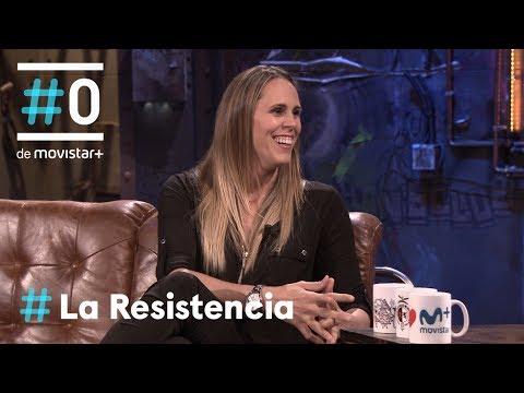 LA RESISTENCIA - Entrevista a Amaya Valdemoro   #LaResistencia 06.06.2018