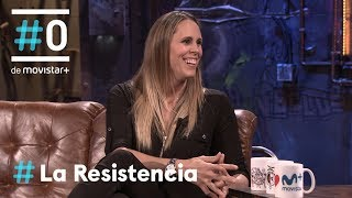 LA RESISTENCIA - Entrevista a Amaya Valdemoro | #LaResistencia 06.06.2018
