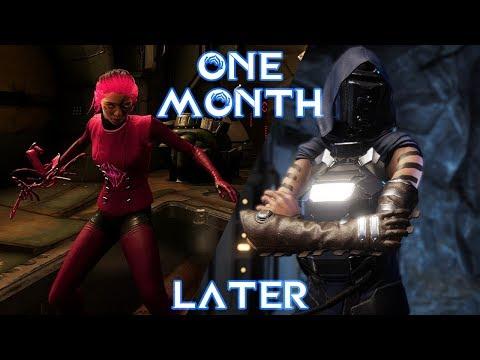 WARFRAME Returning After 2 Years, 1 Month's Progress thumbnail