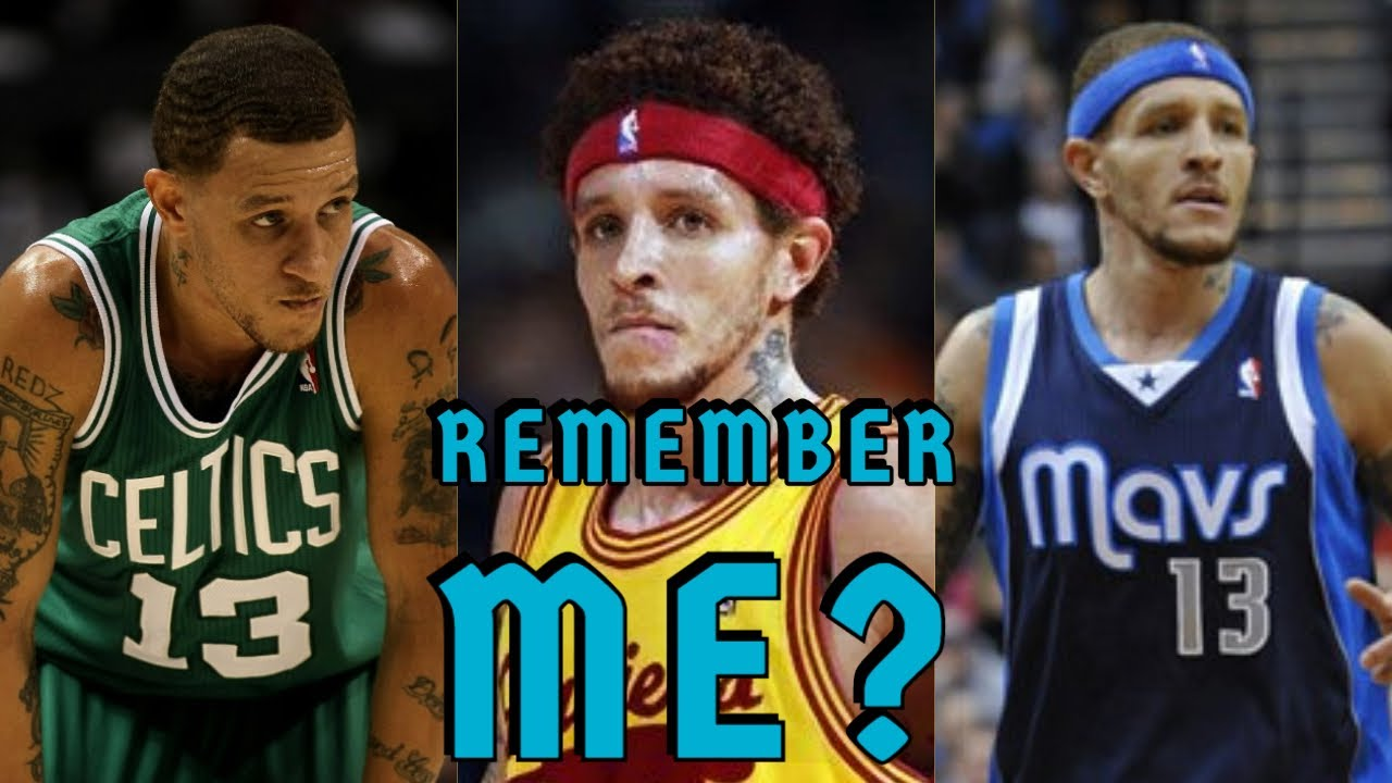 Former NBA player Delonte West reunited with mother, checks into ...