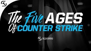 The Five Ages of Counter Strike