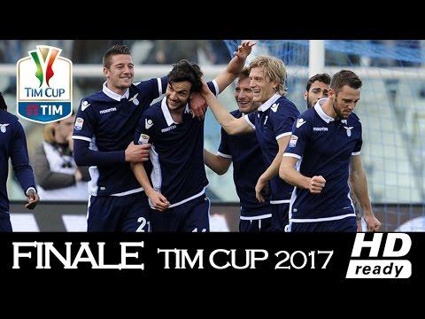 Juventus vs Lazio | Final Tim Cup 2017 | Finale Coppa Italia 17-05-17