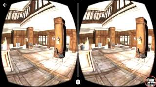 VR ESCAPE HOROR HOUSE 3D SBS