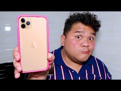 UNBOXING MY iPHONE 11 PRO MAX (Versus iPHONE X!!!)