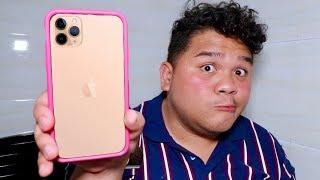 UNBOXING MY iPHONE 11 PRO MAX (Versus iPHONE X!!!)