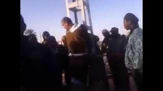 القبض على مشعوذ في اعتصام عين صالح