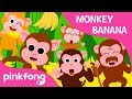 Monkey Banana-Baby Monkey | Animal Songs | PINKFONG Songs for Children Mp3