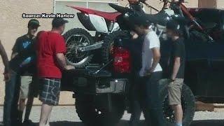 UPDATE: Man gets stolen dirt bikes back; no arrests made yet