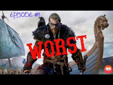 I'M THE WORST VIKING!! | Assassin`s Creed Valhalla [Ep.1]
