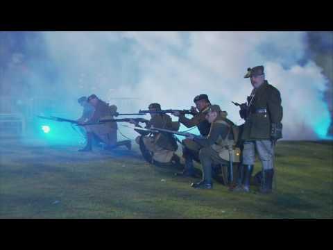 Battle of Loos reenactment 2015