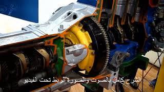 comment fonctionne un moteur diesel  -  كيف يعمل محرك الديزل؟