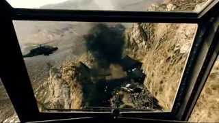 Medal of Honor 2010 Helicopter Mission Gameplay - PC|PS3|Xbox 360