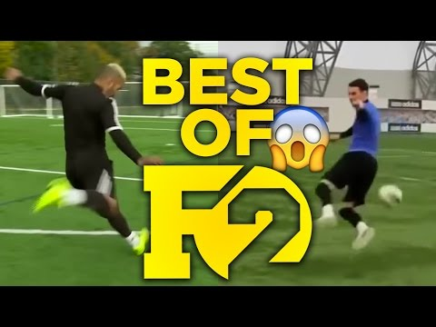 WORLD'S BEST FOOTBALL DUO! F2Freestylers | Best Of
