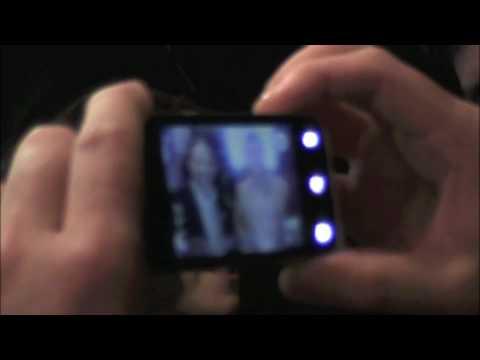 Motorola Backflip Hands-On - CES 2010