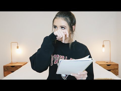 Happy Anniversary, A Letter For You | Jess Conte