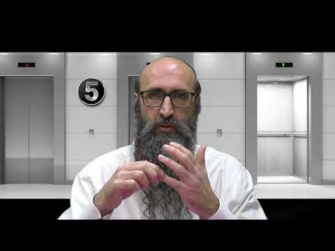 5eme ETAGE, Episode 13 - Un travail de chaque instant - Rav Itshak Peretz