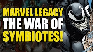 Marvel Legacy: Venom Inc/War of The Symbiotes