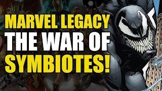 Marvel Legacy: Venom Inc/War of The Symbiotes