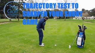 TRAJECTORY TEST, PERFORMANCE TEST FOR IMPROVING YOUR SHORT GAME