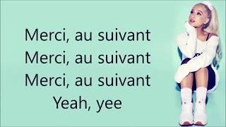 Ariana Grande ~ thank u, next ~ Traduction Française