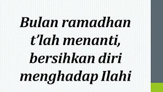 Download Video Video Ucapan Selamat Menjalankan Ibadah Puasa / Marhaban Ya Ramadhan MP3 3GP MP4