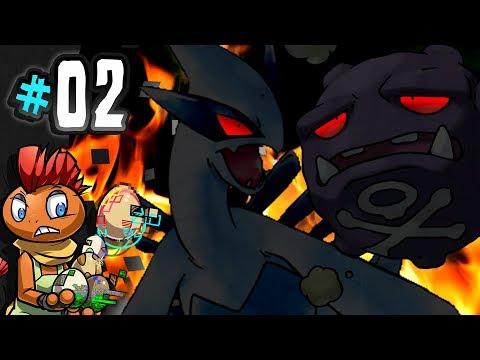 TOO MANY LEGENDARY POKÉMON! - Pokémon Black 2 RANDOMIZED HACKMON EGGLOCKE - Part 2