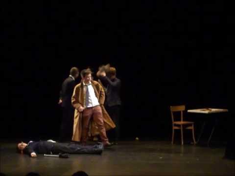 Columbo: meurtre au théâtre