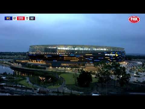 Optus Stadium - Perth 2018