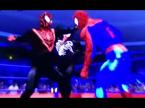 *Spiderman vs Spiderman* BATTLE OF THE SPIDERS