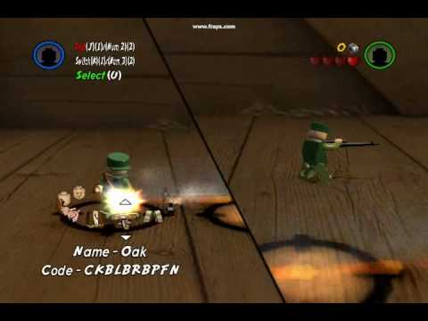 LEGO Indiana Jones 2 Gun Glitch