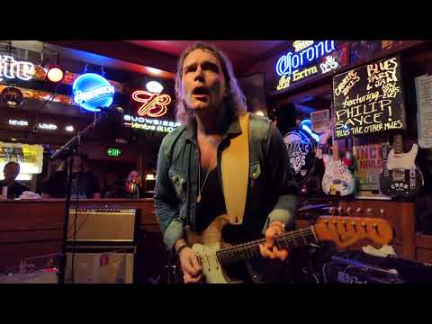 Philip Sayce - Blues Ain't Nothin But A Good Woman On Your Mind - 12/31/18 Maui Sugar Mill