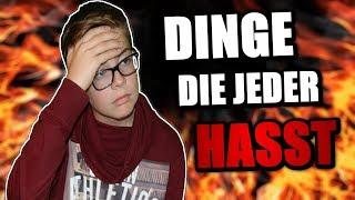 DINGE die JEDER HASST! | FilmBros