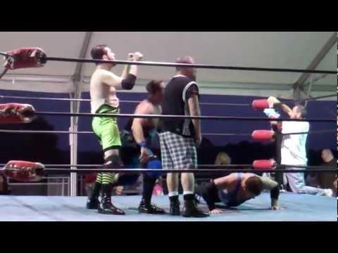The Brooklyn Shore & Simon Sez w/ Ron Niemi vs. Shooter Storm & Friends