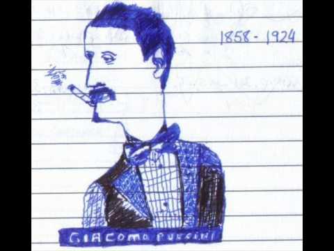 Giacomo Puccini - La Bohème (Che gelida manina)