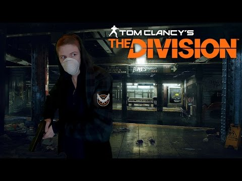 The Division - 1 - The New Recruit