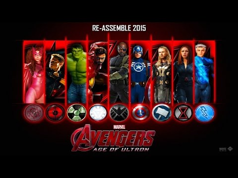 Top action in Action Avengers HD 2015